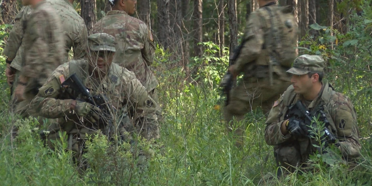 Coronavirus affecting annual summer training at Camp Shelby