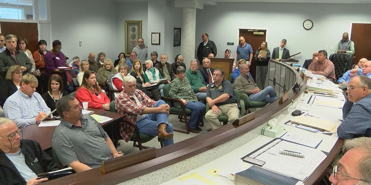 Lamar Co. citizens continue fight against spray fields