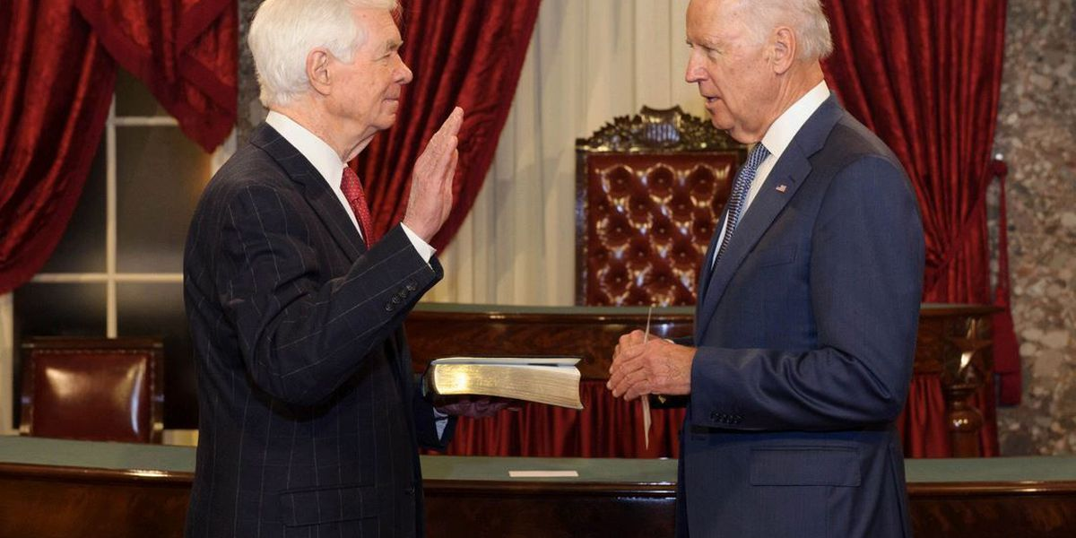 Cochran takes oath to serve Mississippians, nation in new term