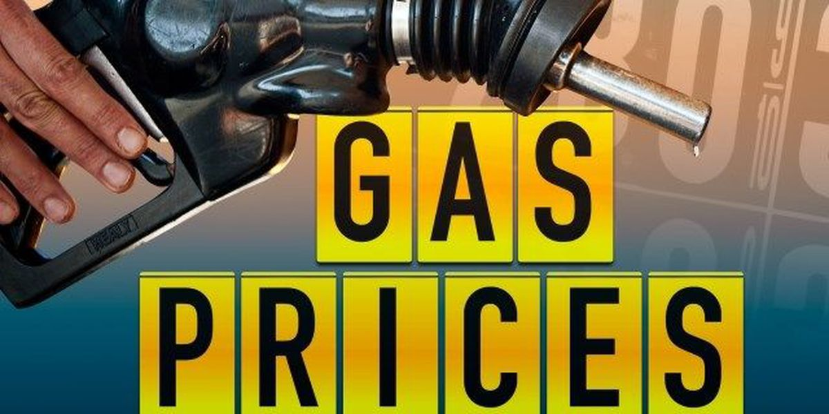 Gas prices drop slightly in Mississippi