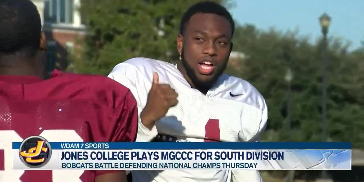Jones College battles MGCCC for division title