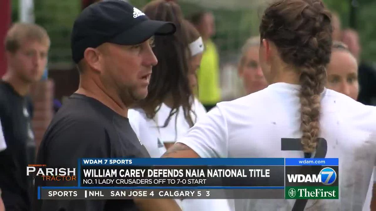 William Carey's defense of 2018 national title off to 7-0 start