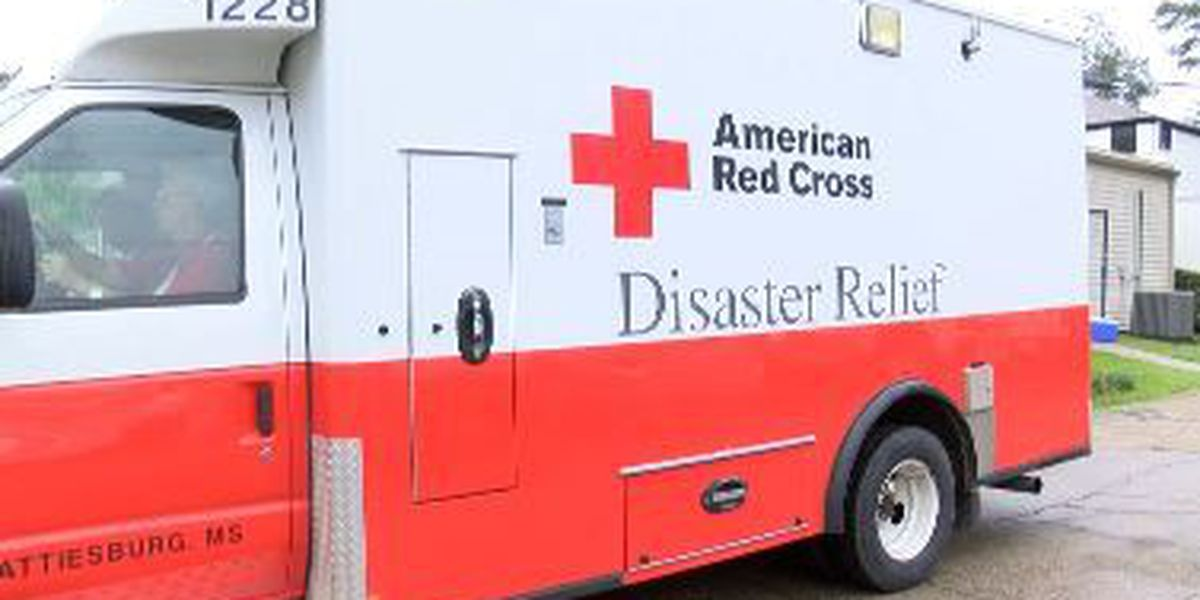 Local Red Cross sends aid to flood victims
