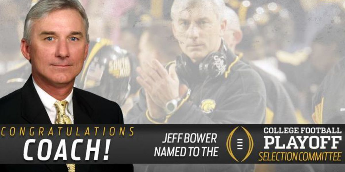Former Southern Miss Coach Jeff Bower named to CFP Selection Committee