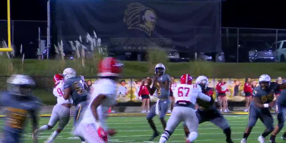 High School Highlights: Biloxi at Oak Grove