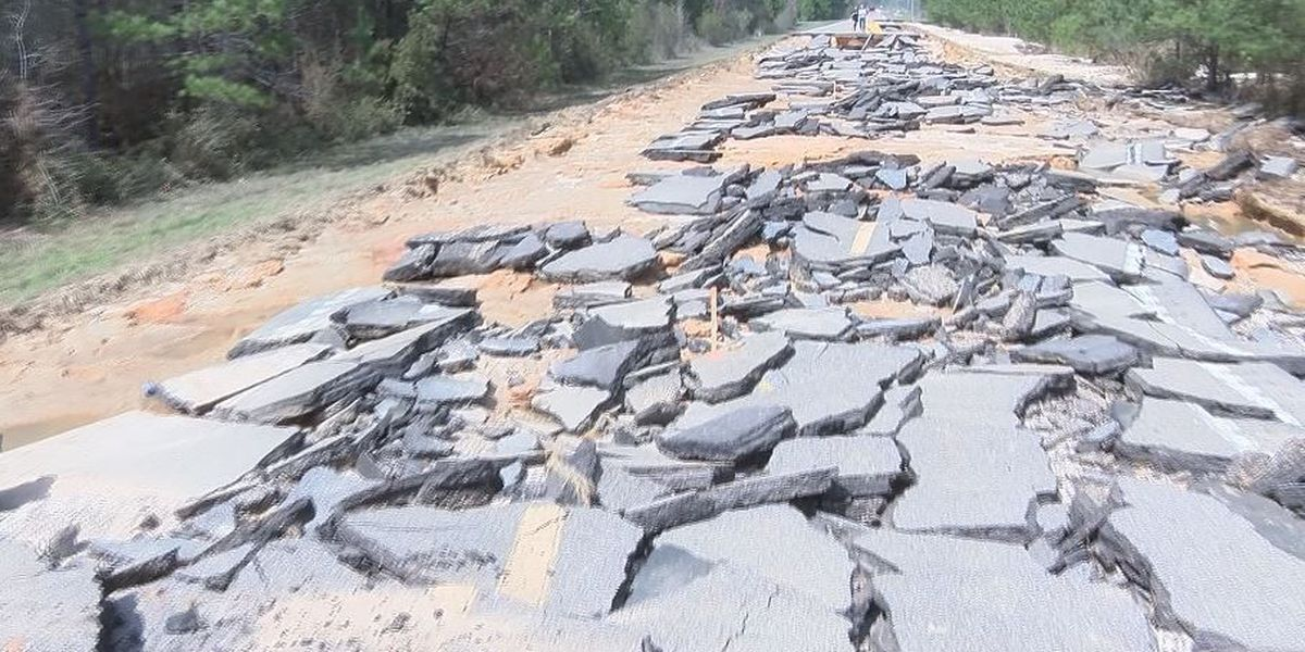 Bridge to replace washed out section of Highway 589