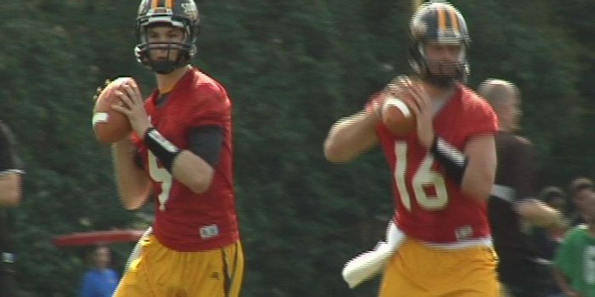 QB's Nick Mullens and Tyler Matthews set to compete for starting job