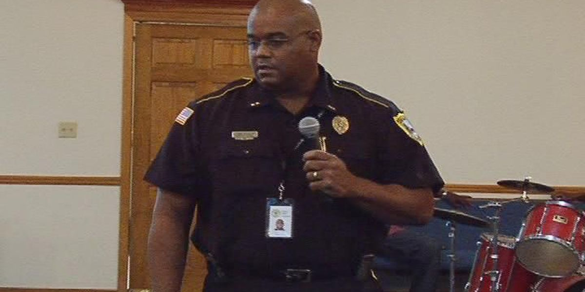 Laurel police chief 'hospitalized in critical condition'
