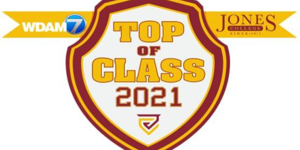 Top of Class 2021: Schedule of Events