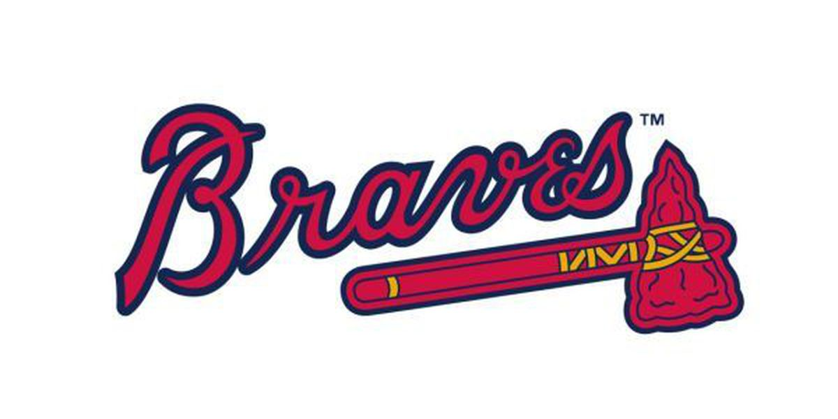 Maybin has big hit in 11th, Braves beat Mets 5-3